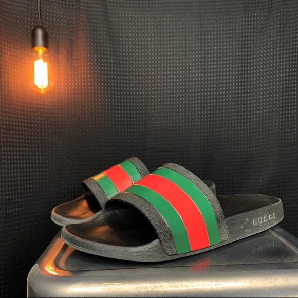 1770c9d673381b Gucci Other - ▫️Gucci▫️rubber slide sandal